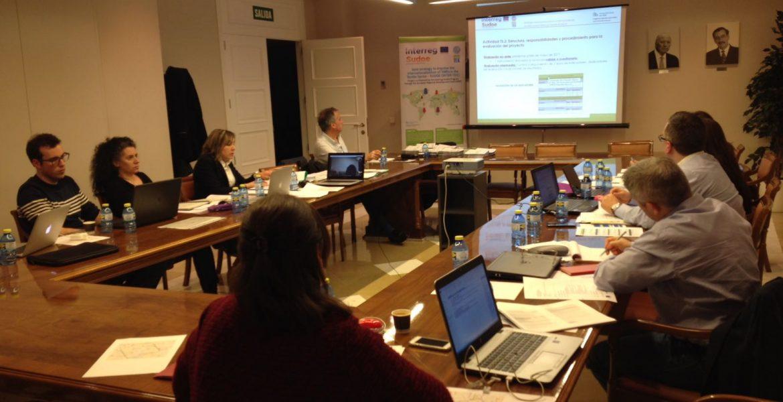 2ª reunião transnacional do projeto INTER-TEX decorreu em Valência